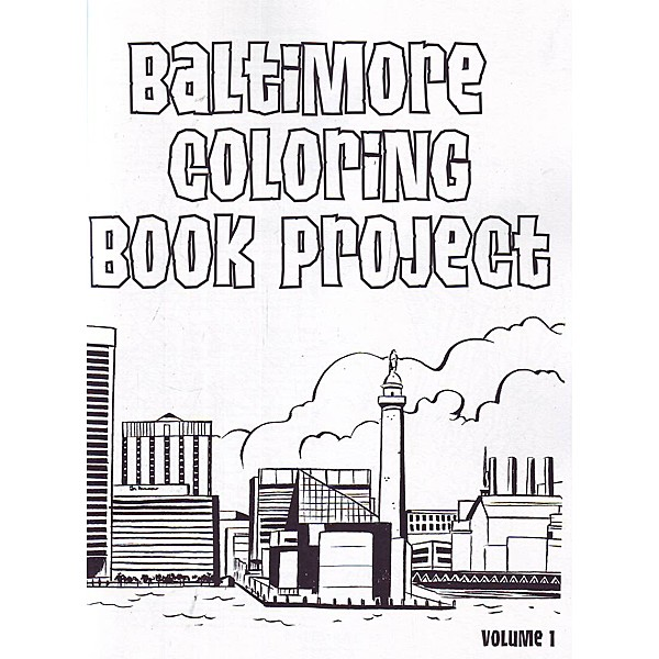Baltimore coloring #3, Download drawings