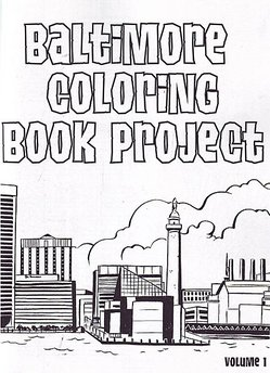 Baltimore coloring #4, Download drawings