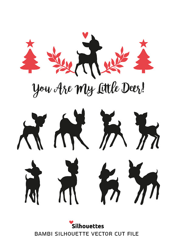 Bambi svg #7, Download drawings