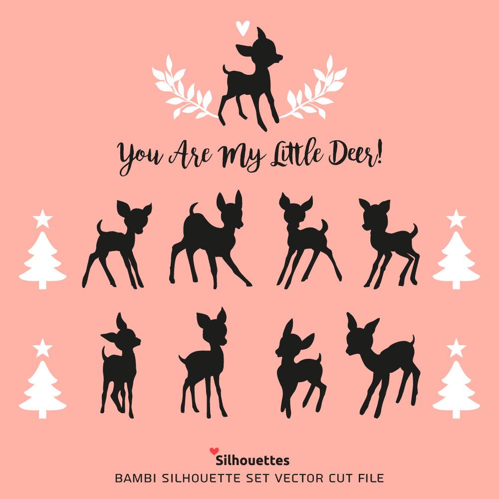 Bambi svg #4, Download drawings