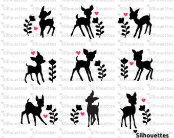 Bambi svg #1, Download drawings