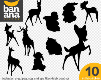 Bambi svg #20, Download drawings