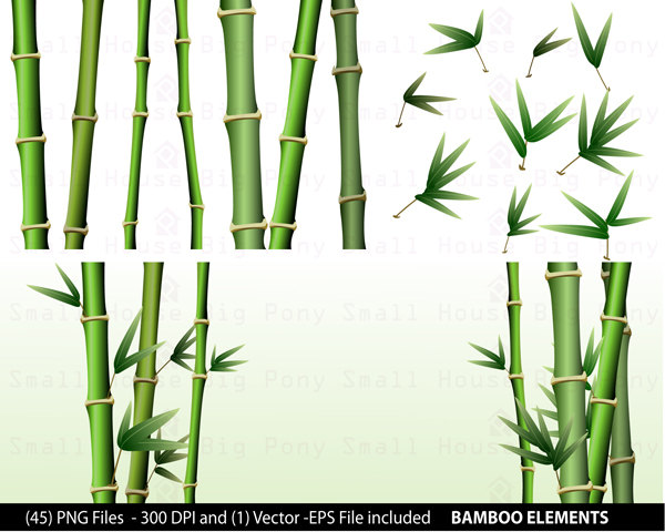 Bamboo clipart #1, Download drawings