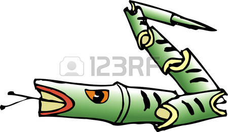 Bamboo Snake clipart #1, Download drawings