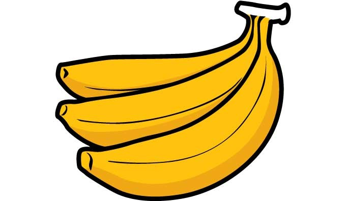 Banana clipart #10, Download drawings