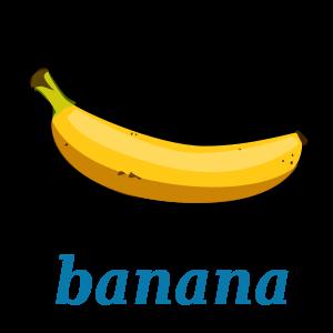 Banana svg #20, Download drawings
