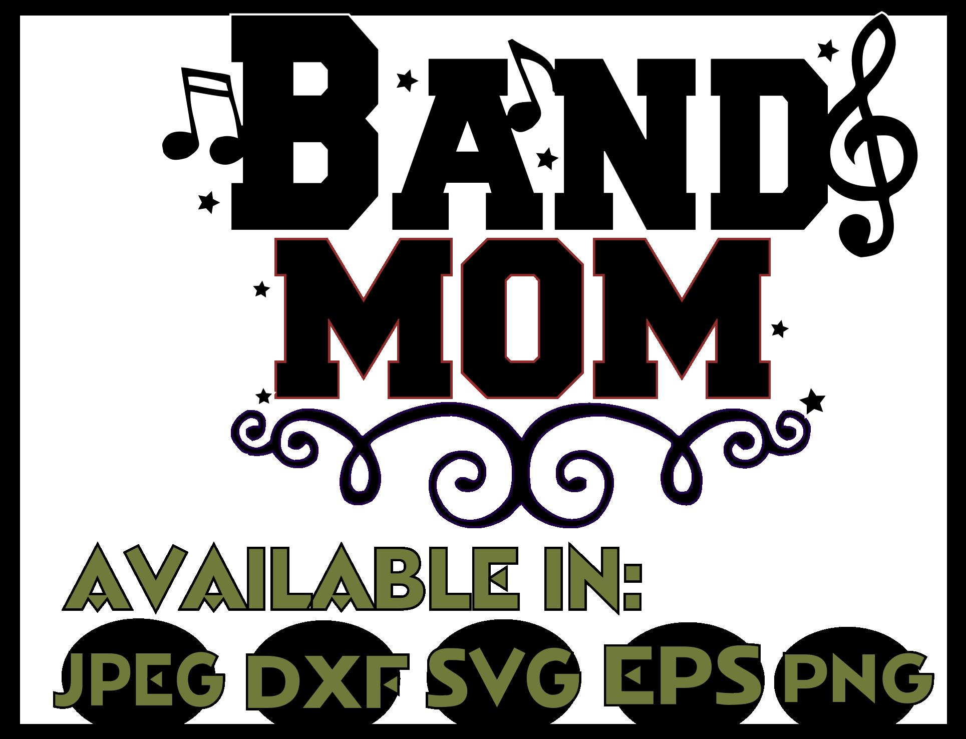 band svg #597, Download drawings