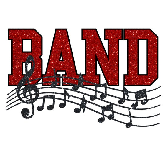 band svg #595, Download drawings