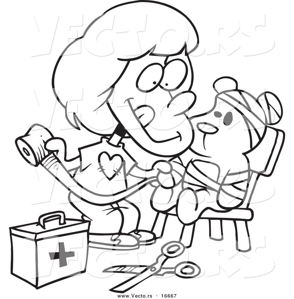 Bandage coloring #4, Download drawings