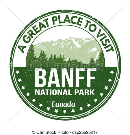 Banff National Park clipart #19, Download drawings