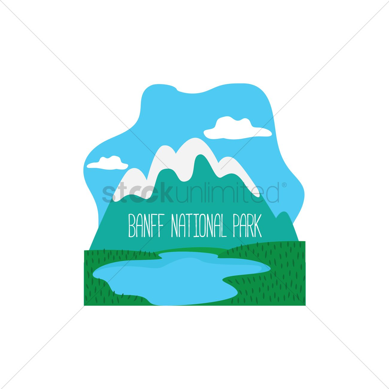Banff National Park clipart #17, Download drawings