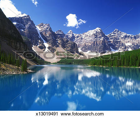 Banff National Park clipart #1, Download drawings