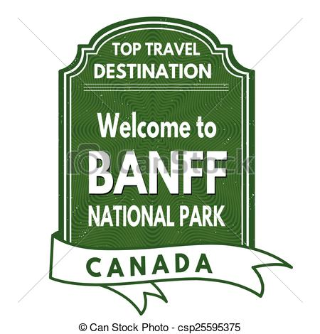 Banff National Park clipart #15, Download drawings