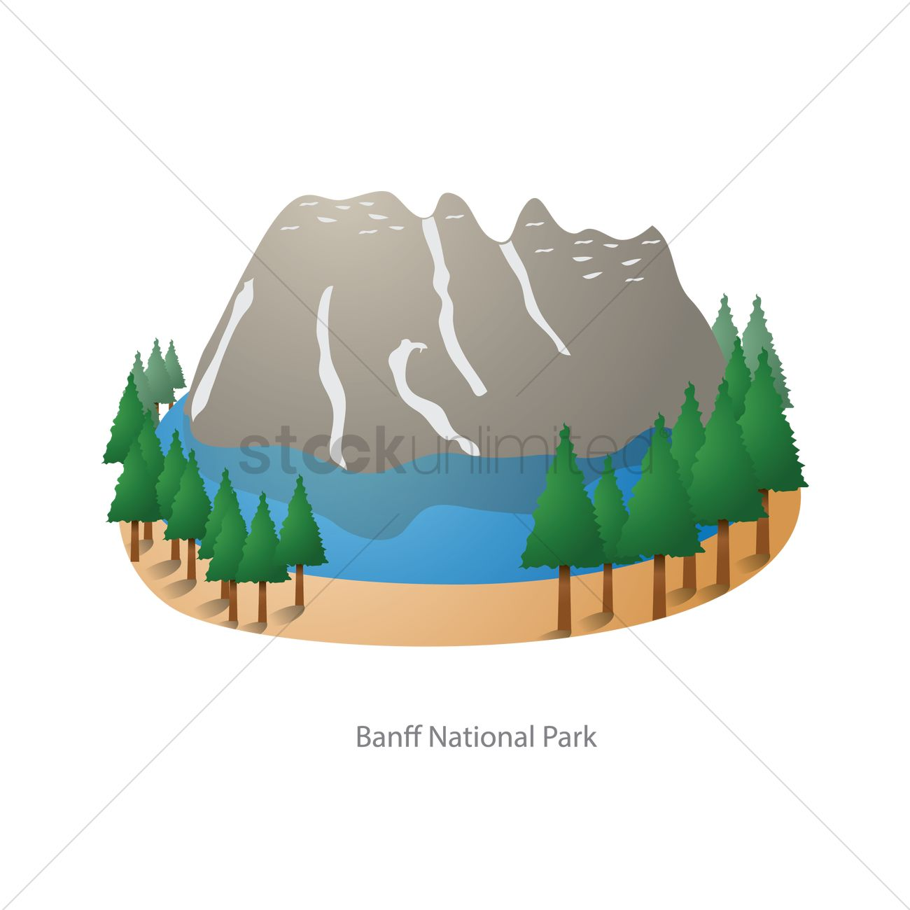 Banff National Park clipart #16, Download drawings