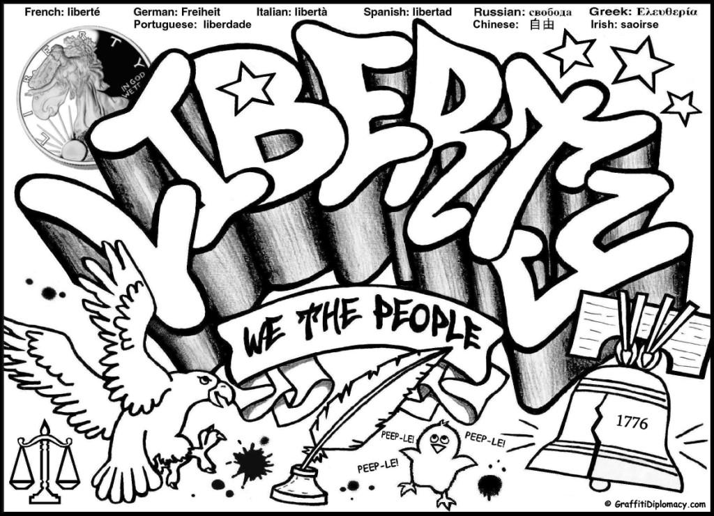 Graffiti coloring #20, Download drawings