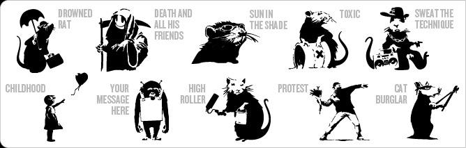 Banksy svg #9, Download drawings