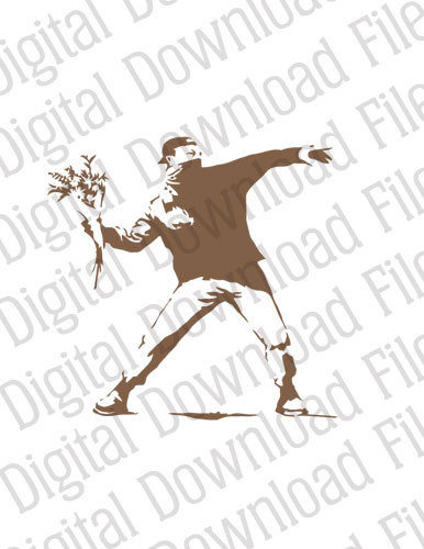 Banksy svg #4, Download drawings