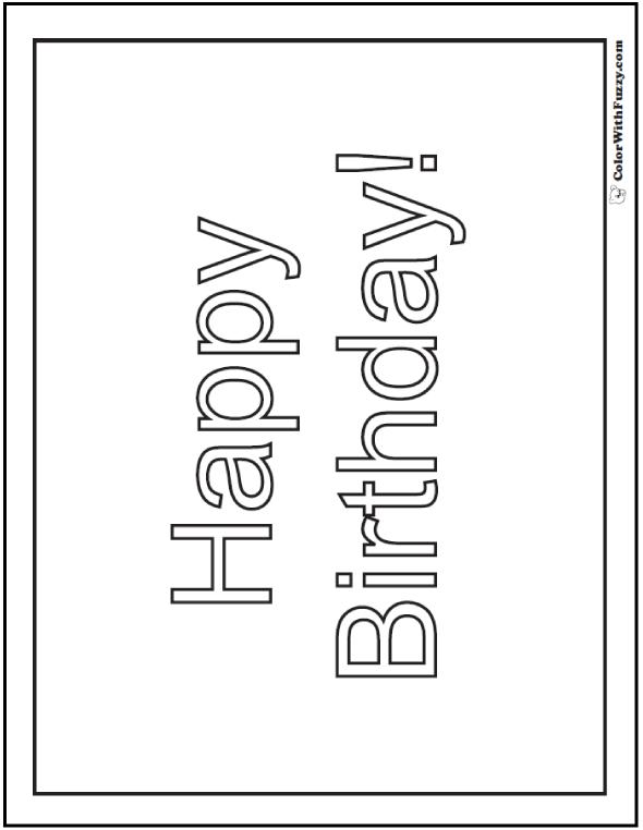 Banner coloring #9, Download drawings