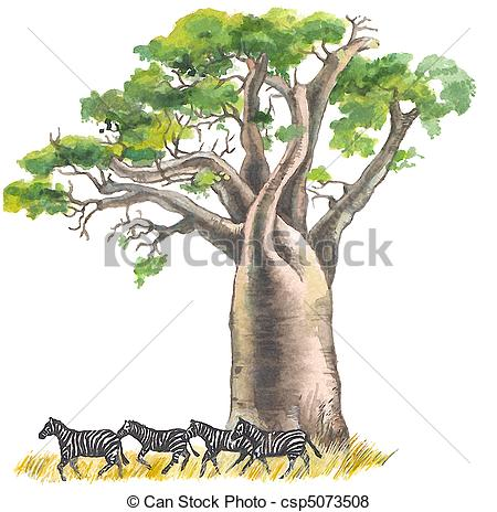 Baobab Tree clipart #20, Download drawings