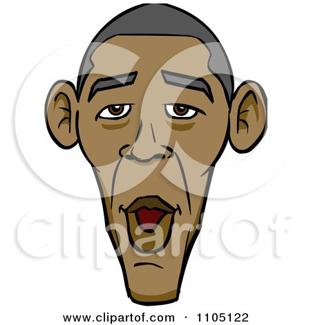 Barack Obama clipart #2, Download drawings