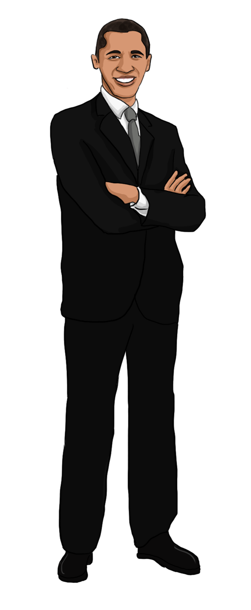 Barack Obama clipart #12, Download drawings