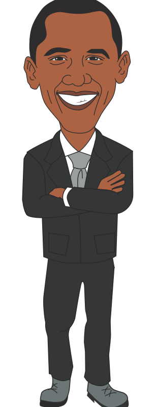 Barack Obama clipart #5, Download drawings