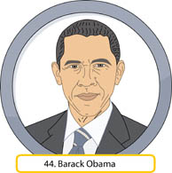 Barack Obama clipart #10, Download drawings