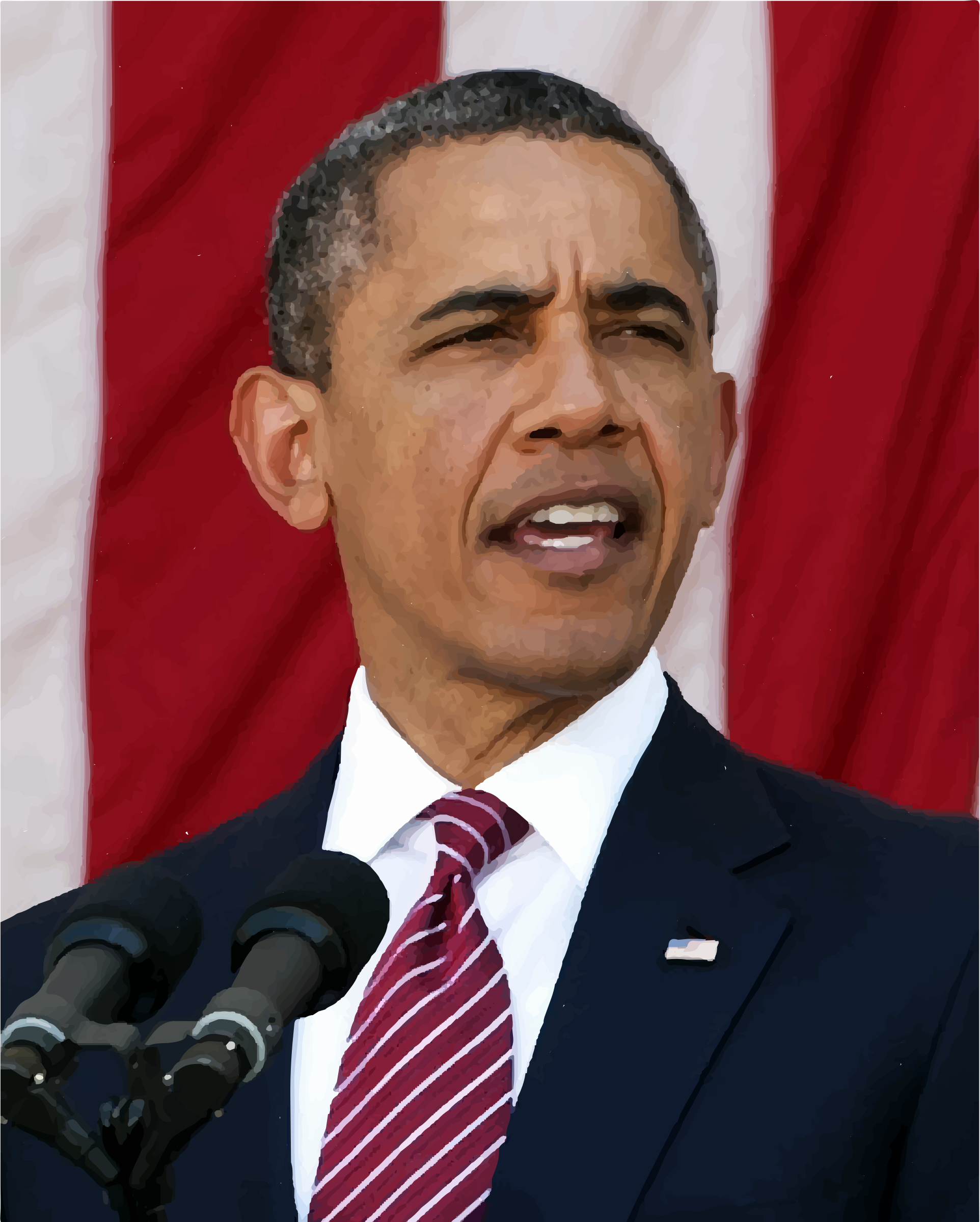 Barack Obama svg #10, Download drawings