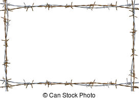 Barbed Wire clipart #16, Download drawings