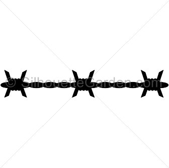 Barbed Wire svg #13, Download drawings