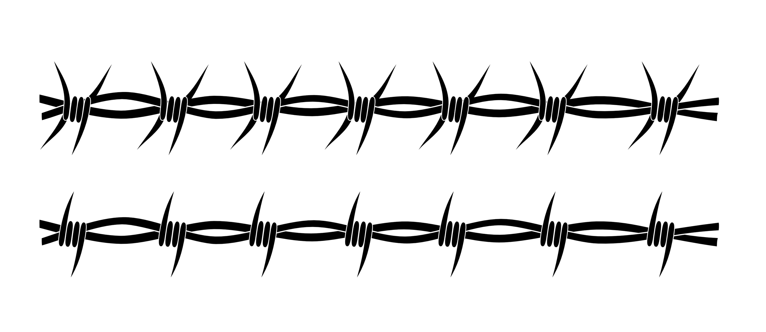 Barbed Wire svg #10, Download drawings