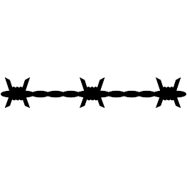 Barbed Wire svg #18, Download drawings