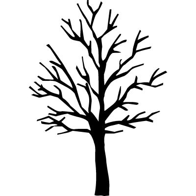 bare tree svg #748, Download drawings