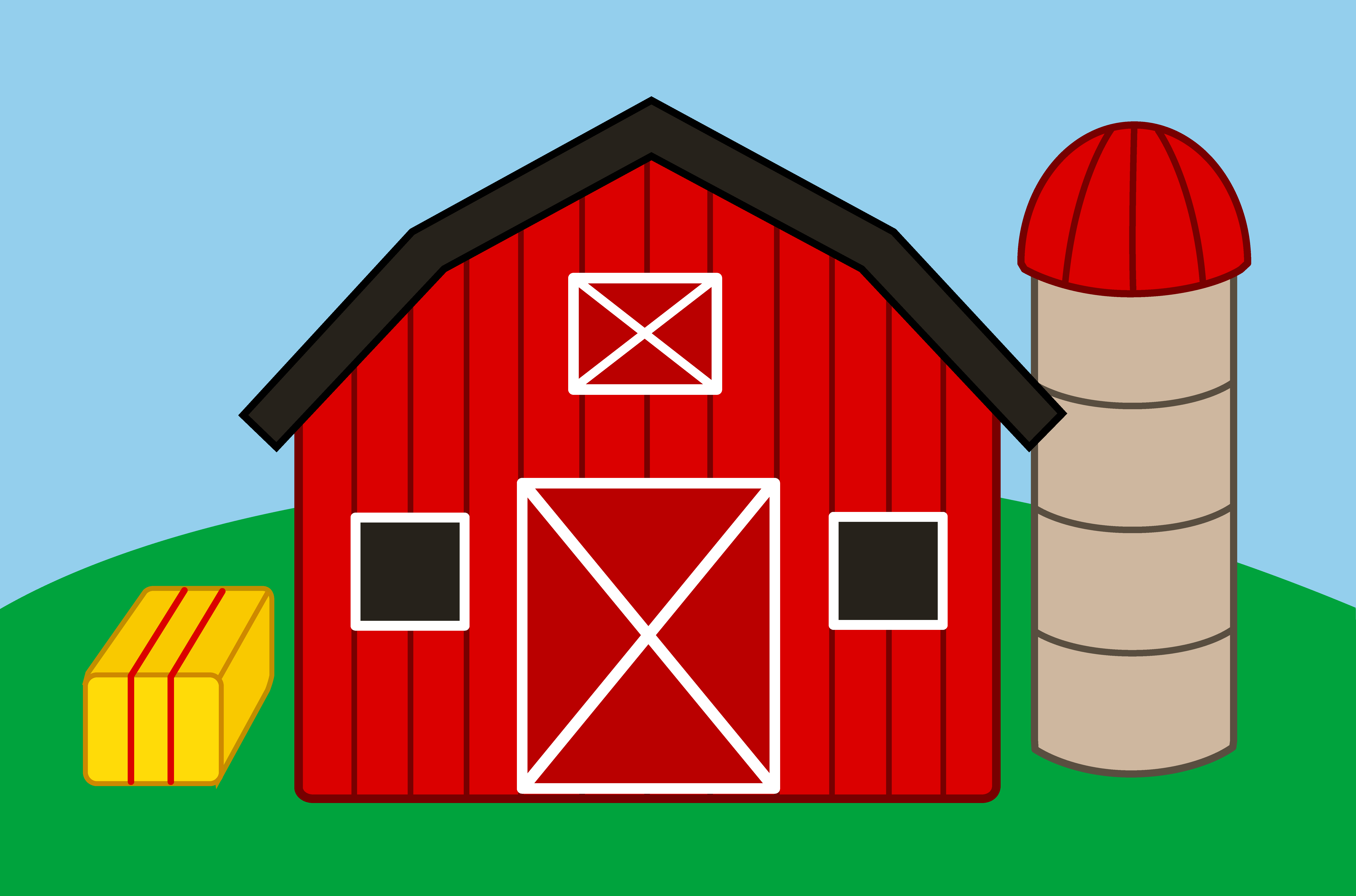 Barn clipart #2, Download drawings