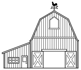 Barn clipart #19, Download drawings