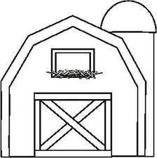 Barn coloring #16, Download drawings