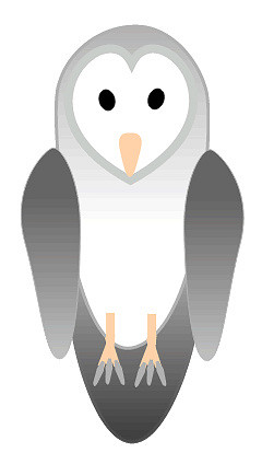 Barn Owl clipart #1, Download drawings