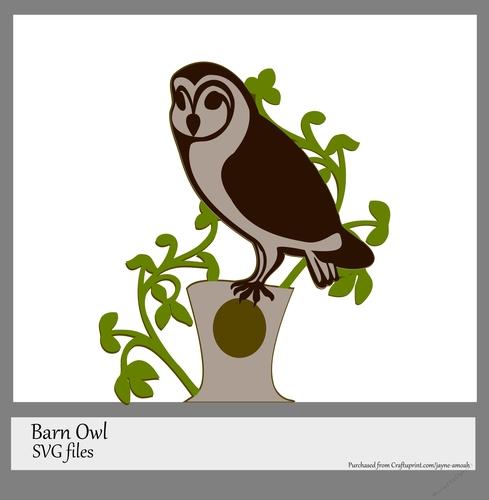 Barn Owl svg #18, Download drawings