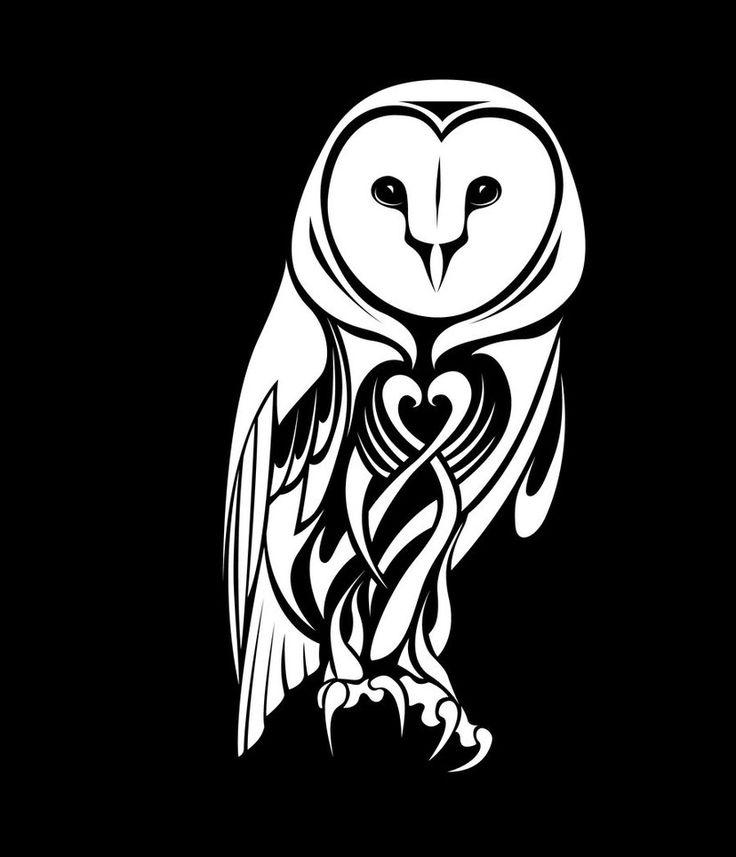Barn Owl svg #16, Download drawings