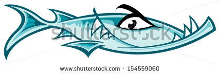 Barracuda clipart #5, Download drawings