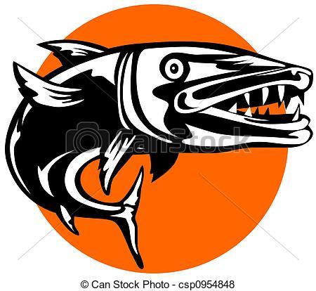 Barracuda clipart #6, Download drawings