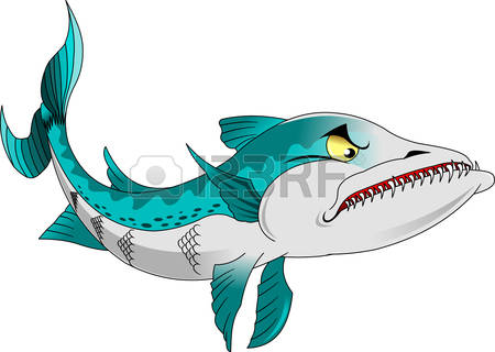 Barracuda clipart #3, Download drawings