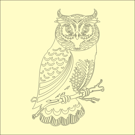 Barred Owl svg #8, Download drawings