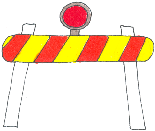 Barrier clipart #7, Download drawings