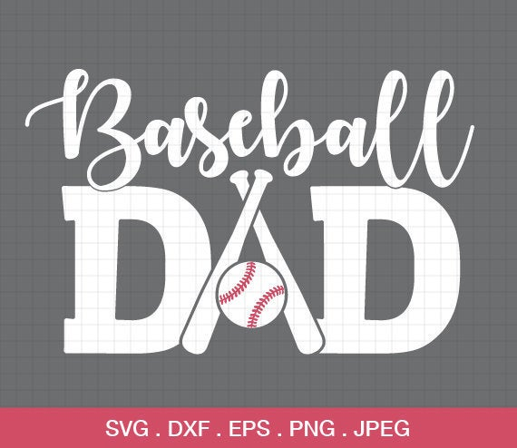 baseball dad svg #481, Download drawings