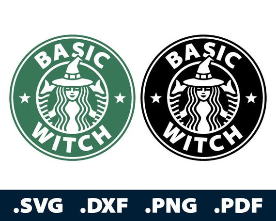 basic witch svg #652, Download drawings