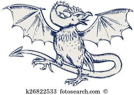 Basilisk clipart #9, Download drawings