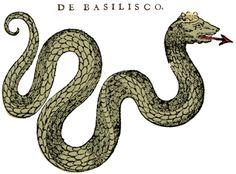 Basilisk clipart #4, Download drawings