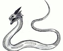 Basilisk clipart #2, Download drawings
