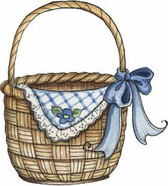 Basket clipart #12, Download drawings